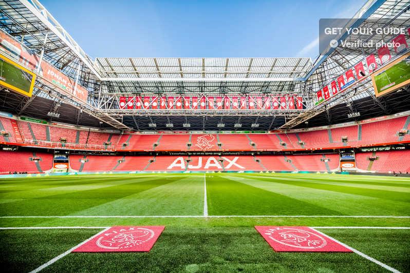 Football to Amsterdam 2018